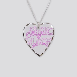 Fuck Cancer Necklace