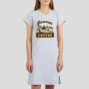 Camel Caravan Coffee Women's Nightshirt
