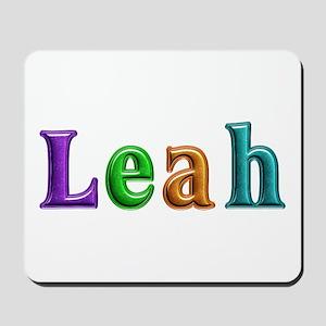 Leah Shiny Colors Mousepad
