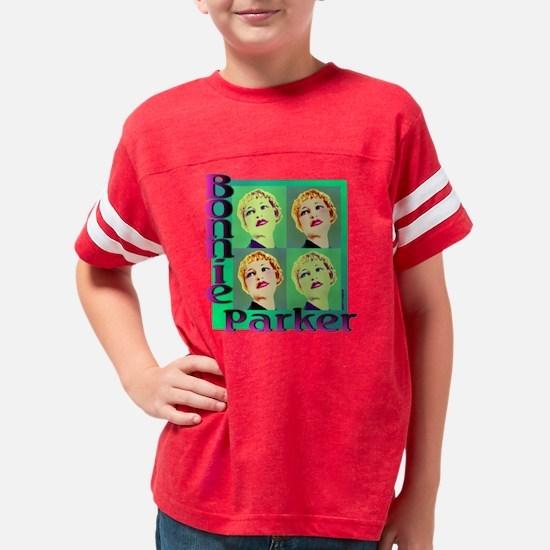 Bonnie P. Youth Football Shirt