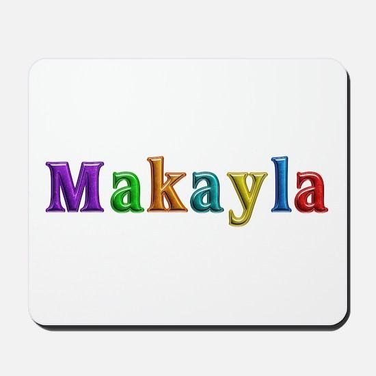 Makayla Shiny Colors Mousepad