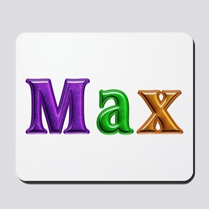 Max Shiny Colors Mousepad