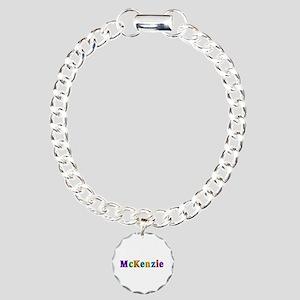 McKenzie Shiny Colors Charm Bracelet