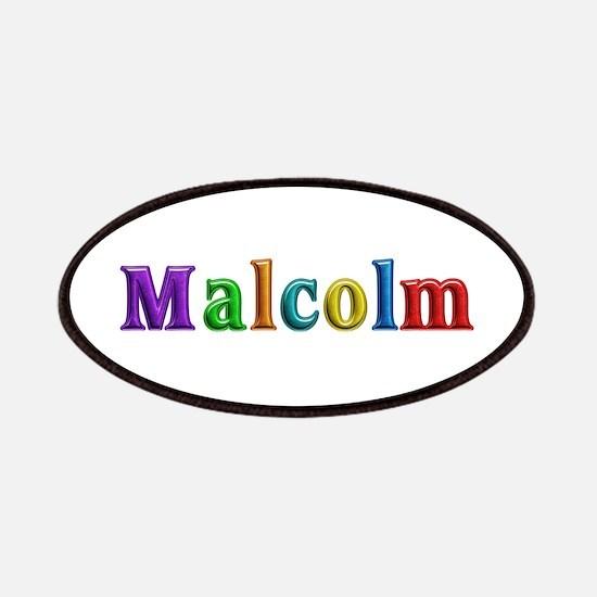Malcolm Shiny Colors Patch