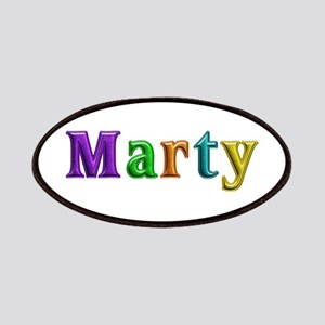 Marty Shiny Colors Patch