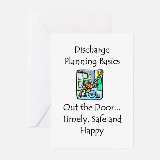 Discharge Planning Greeting Cards (Pk of 10)