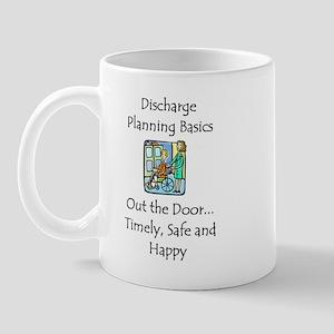 Discharge Planning Mug