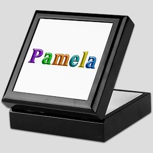 Pamela Shiny Colors Keepsake Box