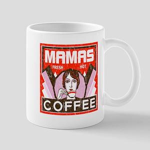 Mamas Fresh Hot Coffee Mugs