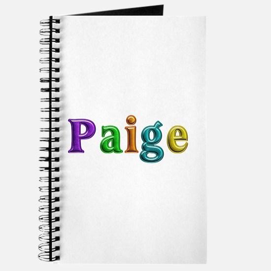 Paige Shiny Colors Journal
