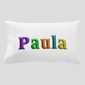 Paula Shiny Colors Pillow Case