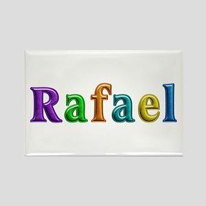 Rafael Shiny Colors Rectangle Magnet