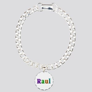 Raul Shiny Colors Charm Bracelet