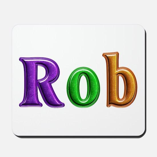 Rob Shiny Colors Mousepad