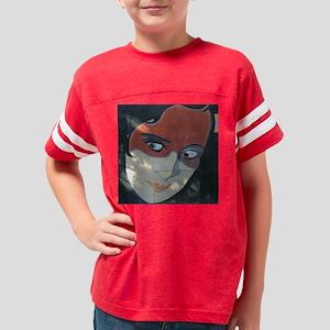 Urban Painting Youth Football Shirt