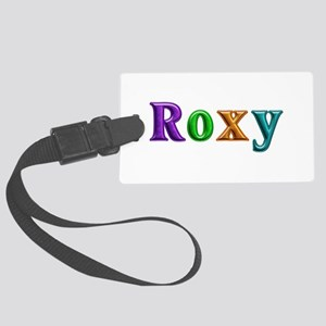 Roxy Shiny Colors Large Luggage Tag