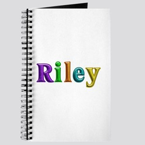 Riley Shiny Colors Journal
