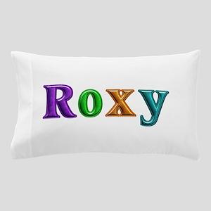 Roxy Shiny Colors Pillow Case