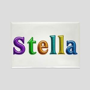 Stella Shiny Colors Rectangle Magnet