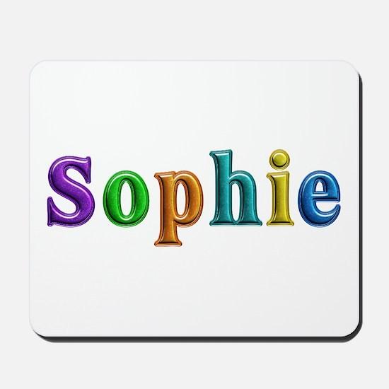 Sophie Shiny Colors Mousepad