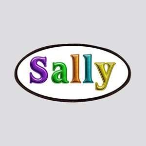 Sally Shiny Colors Patch