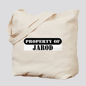Property of Jarod Tote Bag