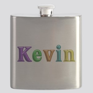 Kevin Shiny Colors Flask