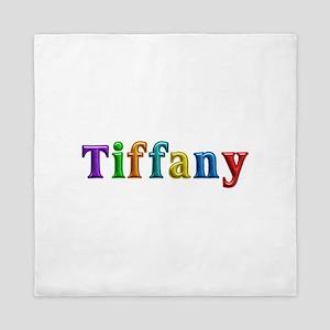 Tiffany Shiny Colors Queen Duvet