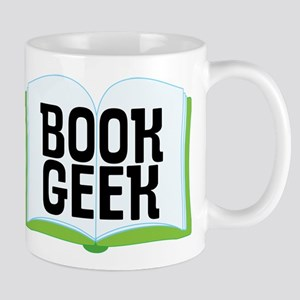 Book Geek Reading Gift Mugs