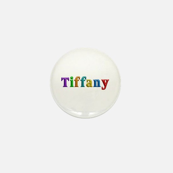 Tiffany Shiny Colors Mini Button