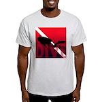 DIVE Ash Grey T-Shirt