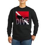 DIVE Long Sleeve Dark T-Shirt