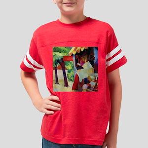 August Macke Before Hutladen Youth Football Shirt