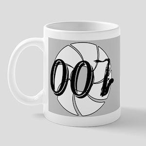 Double-O Sax Mug