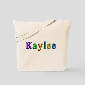 Kaylee Shiny Colors Tote Bag