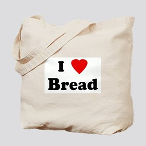 I Love Bread Tote Bag