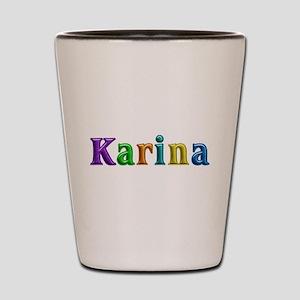 Karina Shiny Colors Shot Glass
