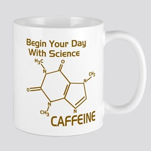 Caffeine Molecule Mugs