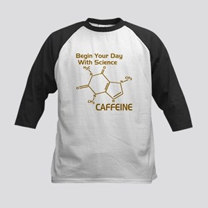 Caffeine Molecule Baseball Jersey