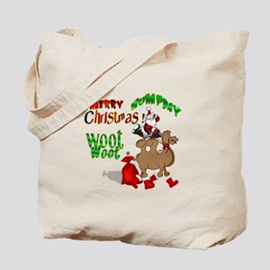 Merry Hump Day Christmas Tote Bag