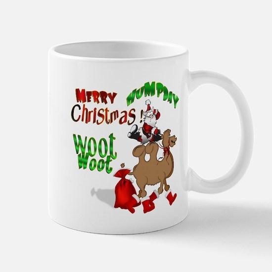 Merry Hump Day Christmas Mug