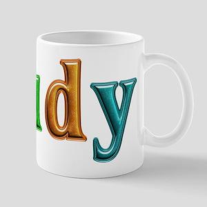 Judy Shiny Colors Mugs
