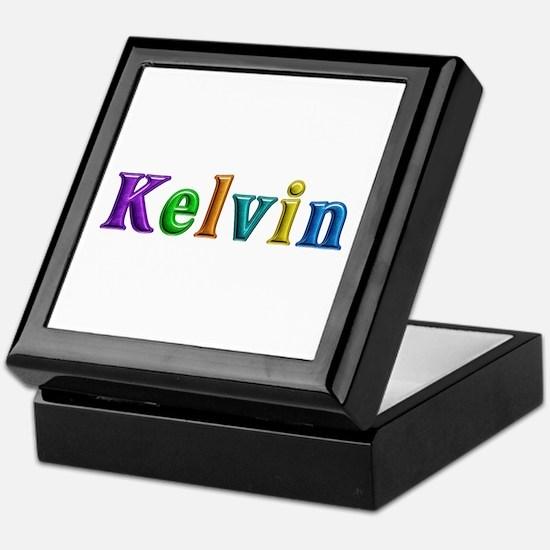 Kelvin Shiny Colors Keepsake Box