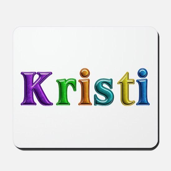 Kristi Shiny Colors Mousepad