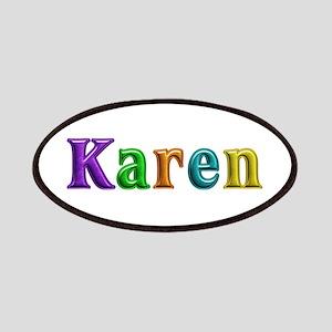 Karen Shiny Colors Patch