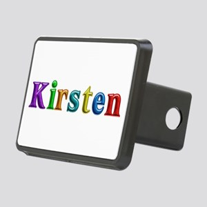 Kirsten Shiny Colors Rectangular Hitch Cover