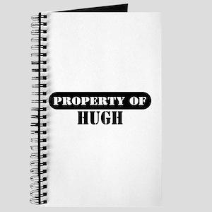 Property of Hugh Journal