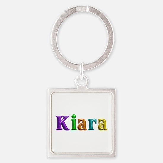Kiara Shiny Colors Square Keychain