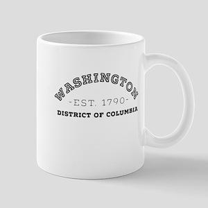 Washington District of Columbia Mugs