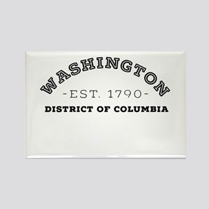 Washington District of Columbia Magnets